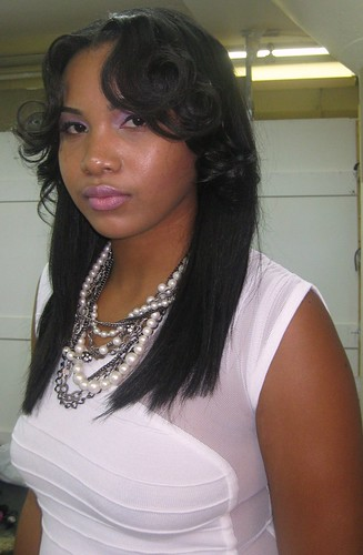 Partial Sew in Hairstyles for Black Women