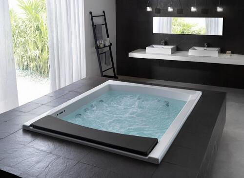 hedendaagse badkamers