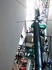 NEW YORK - MoMA (foto_quindi_sono) Tags: usa newyork green skyline america moma museumofmodernart bigapple statiuniti elicottero grattacieli skycreeper