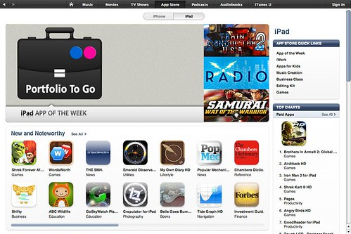 Apple's iPad App Of The Week