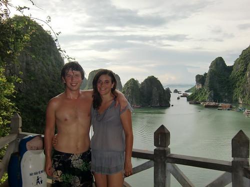 Drie weken Zuidoost Azie in een vogelvlucht - Luang Prabang, Vang Vieng, Hanoi, Halong Bay