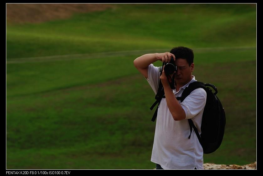 2010/08/15 林口-相糾拍照趣!