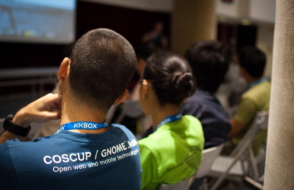 COSCUP / GNOME.Asia