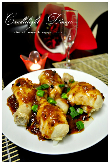 Candlelight Dinner: 七夕快乐 2010