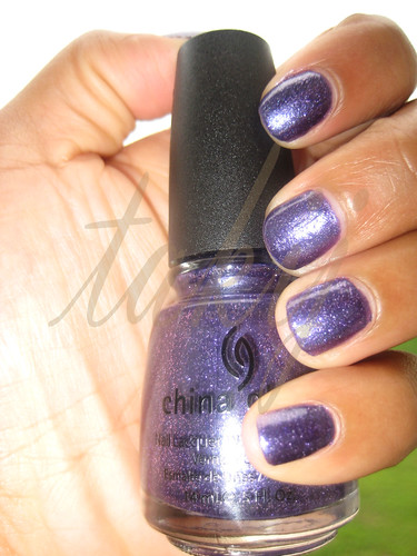 China Glaze C-C-Courage