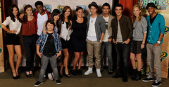 camp rock cast (CaliforniaSunshineinmyEyes<3) Tags: 2 camp anna music rain fashion rock marie de kevin place martin meghan brothers album year nick bridges chloe joe scene alyson frankie taylor demi swift cyrus jonas without selena gomez waverly stoner nemi perez wizards jman miley tagle mdot lovato jemi niley nelena kanielle