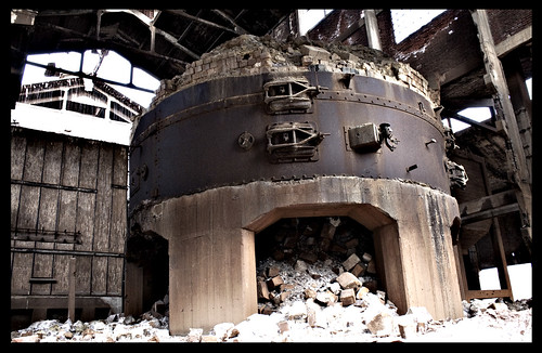 Hell's furnace......!