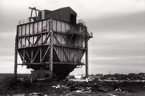 sutton manor colliery demolition