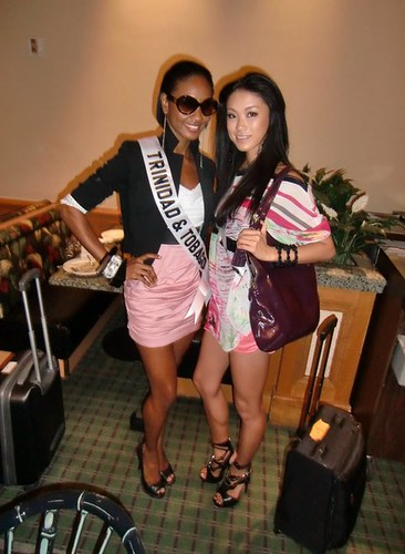 photo with contestant