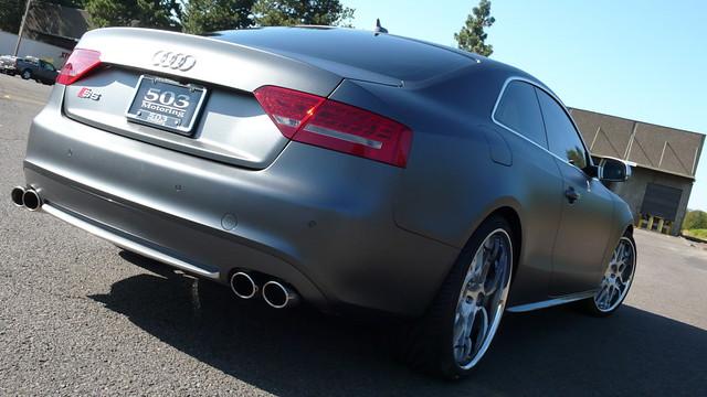 2010 Audi S5 by HRE Wheels