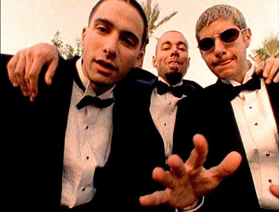 The Criterion Contraption: #100: Beastie Boys Video Anthology
