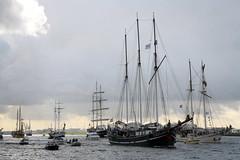 Sail 2010 (Tom Tiger) Tags: holland amsterdam canon eos sailing ship ships nederland event sail tall 2010 zaandam schip ijmuiden schepen piel sail2010 1000d pieremegoggel