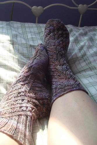 Revelstoke Socks