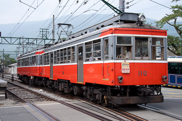 箱根登山鉄道モハ2形