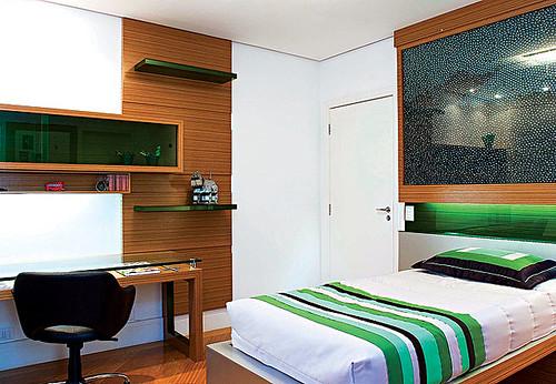 quarto decorado para jovem