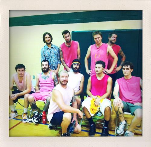 team Pink!