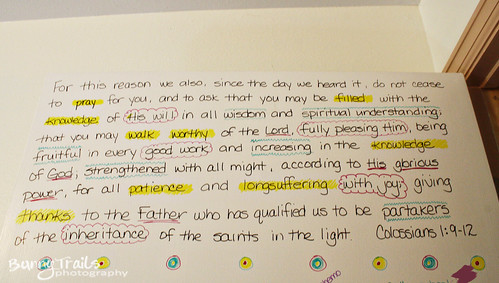 prayer door scripture