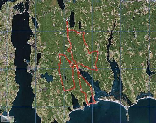Tour de Adamsville  8-20-2010
