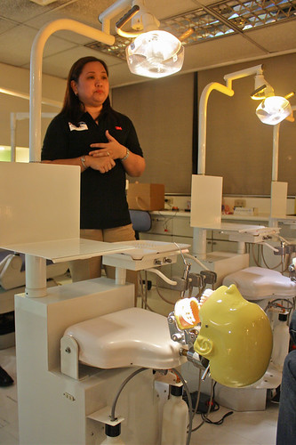 3M's Dental Methods Room
