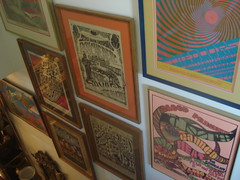 """SELECTION OF FIRST PRINTING PSYCHADELIC ROCK POSTERS. • <a style=""""font-size:0.8em;"""" href=""""http://www.flickr.com/photos/51721355@N02/4913074679/"""" target=""""_blank"""">View on Flickr</a>"""