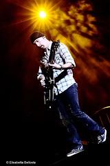 U2 @ Stadio Olimpico - Torino (Elisabetta Bellosta) Tags: adam u2 torino tour clayton live bono larry edge vox 360 mullen stadio the elisabetta olimpico bellosta