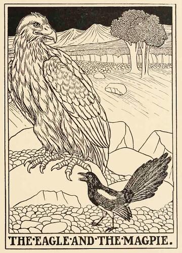 Aquila et Pica