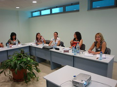 GM_Workshop7_20.08.2010. (Janet Naidenova) Tags: training sofia internet business seminar bulgaria workshop success guerrillamarketing         janetnaidenova  e