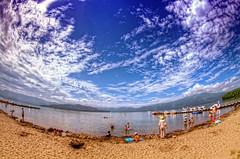 Lake Kussharo (/\ltus) Tags: japan hokkaido pentax hdr k7 5xp lakekussharo japanhdr