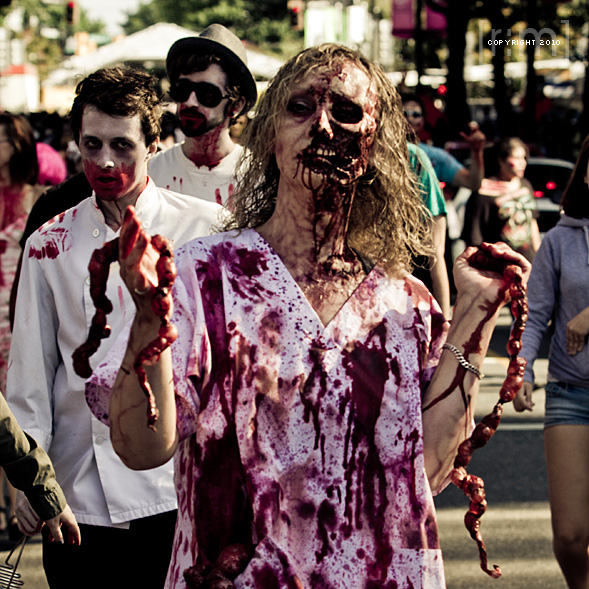Vancouver Zombie Walk 2010