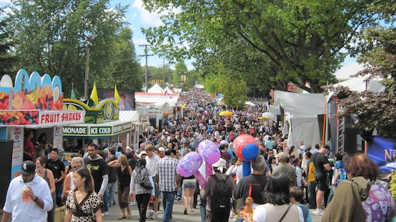 100th Annual PNE