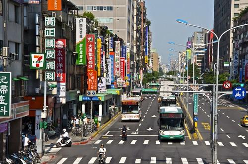 Taipei colorido