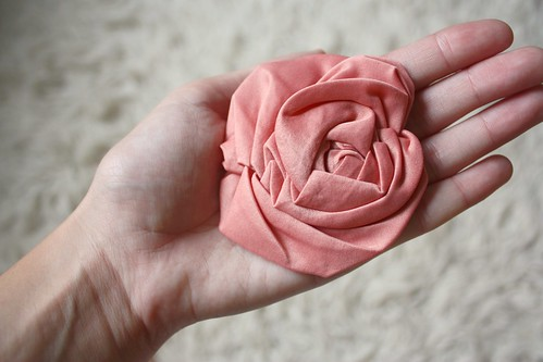How To: Satin Rose