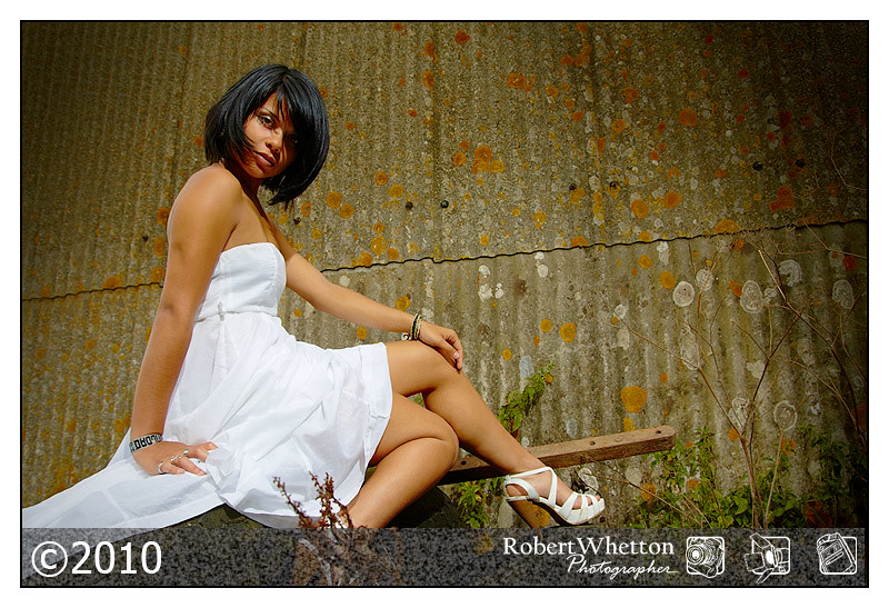 Summer Portrait Shoot. Photography by Robert Whetton Photographer