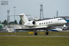 M-YGLK - 4137 - Private - Gulfstream G450 - Luton - 100621 - Steven Gray - IMG_5597