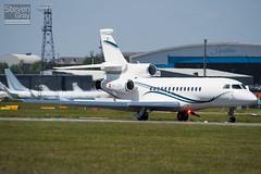 HB-JSN - 76 - Dasnair - Dassault Falcon 7X - 100616 - Luton - Steven Gray - IMG_3812
