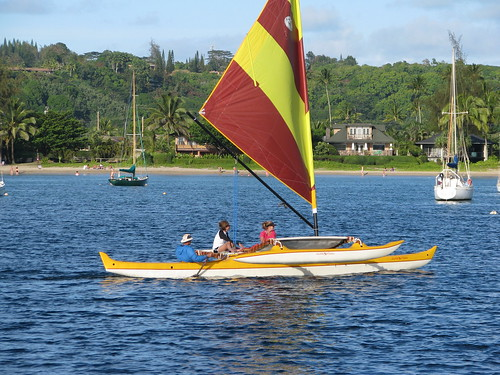 outrigger Hanalei