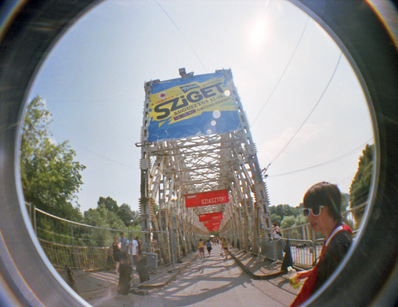 Gate to Sziget