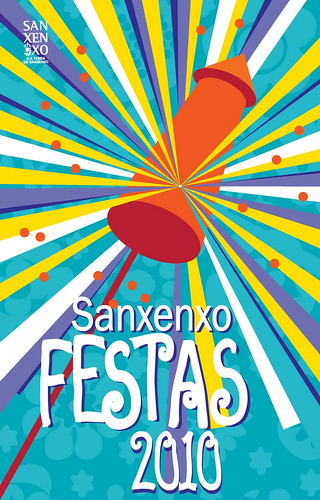 Sanxenxo 2010 - cartel