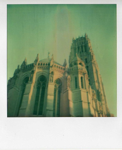 Riverside Church Polaroid