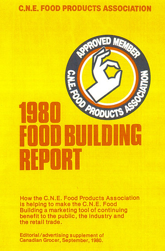 1980 Food Building Report at the Canadian National Exhibition