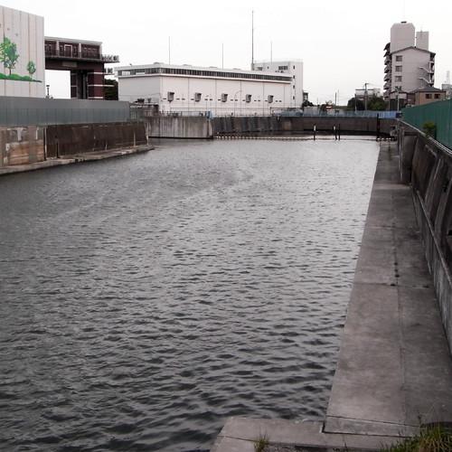 Arakawa Lock Gate 06