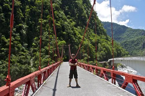 Taroko bridges