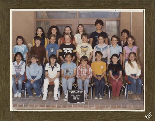 5th grade class.