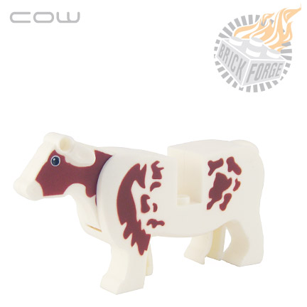 Cow - White (Ayrshire)