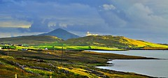 Chasing the Light (Oceanraider........ On & Off for summer :)) Tags: ireland light landscape island evening scenery clare mayo picturesque achill achillbeg