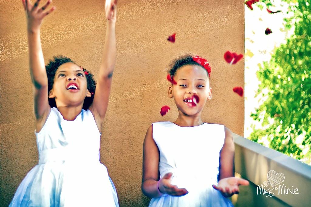 Flower Little Girls
