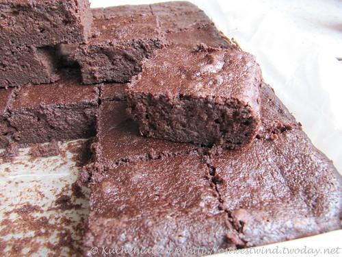 ©Rote Be(e)te Brownies