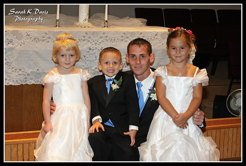 Frank, Flower Girls, Ring Bearer