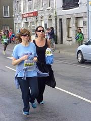 CIMG9664 (FreckledPast) Tags: ireland race 1 marathon running run 262 2010 2060 startingline 2061 startoftherace racepix365 evinokeeffe freckledpast galwaycitymarathon galwaymarathon2010