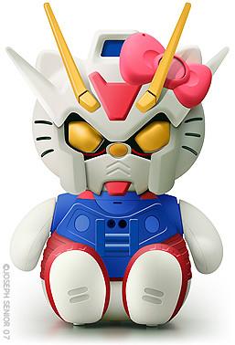 4939136721 cff28160fd Funny Hello Kitty Mashups by Yodaflicker